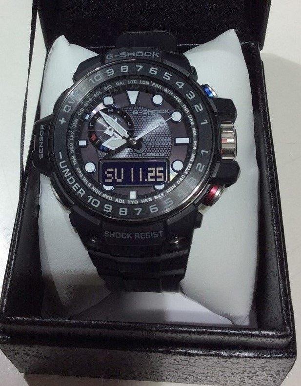 new product 40a74 63dd1 買取情報】G-SHOCK ガルフマスター GWN-1000B-1BJF買取りました ...